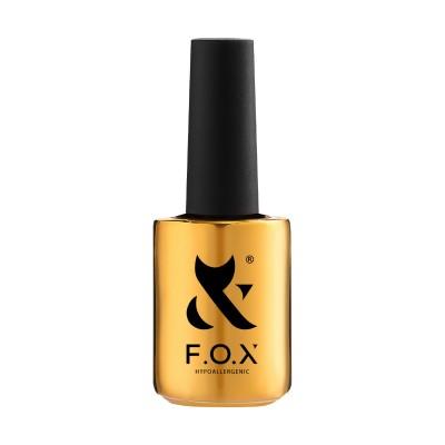 Топ без липкого слоя FOX Top No Wipe, 14 ml