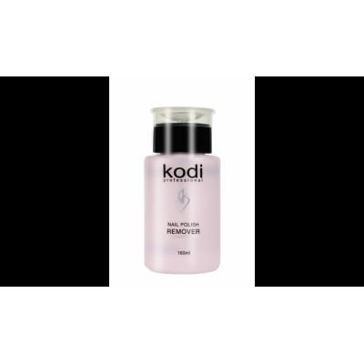 Рідина для зняття лаку без ацетону Kodi Nail Polish Remover, 160 мл