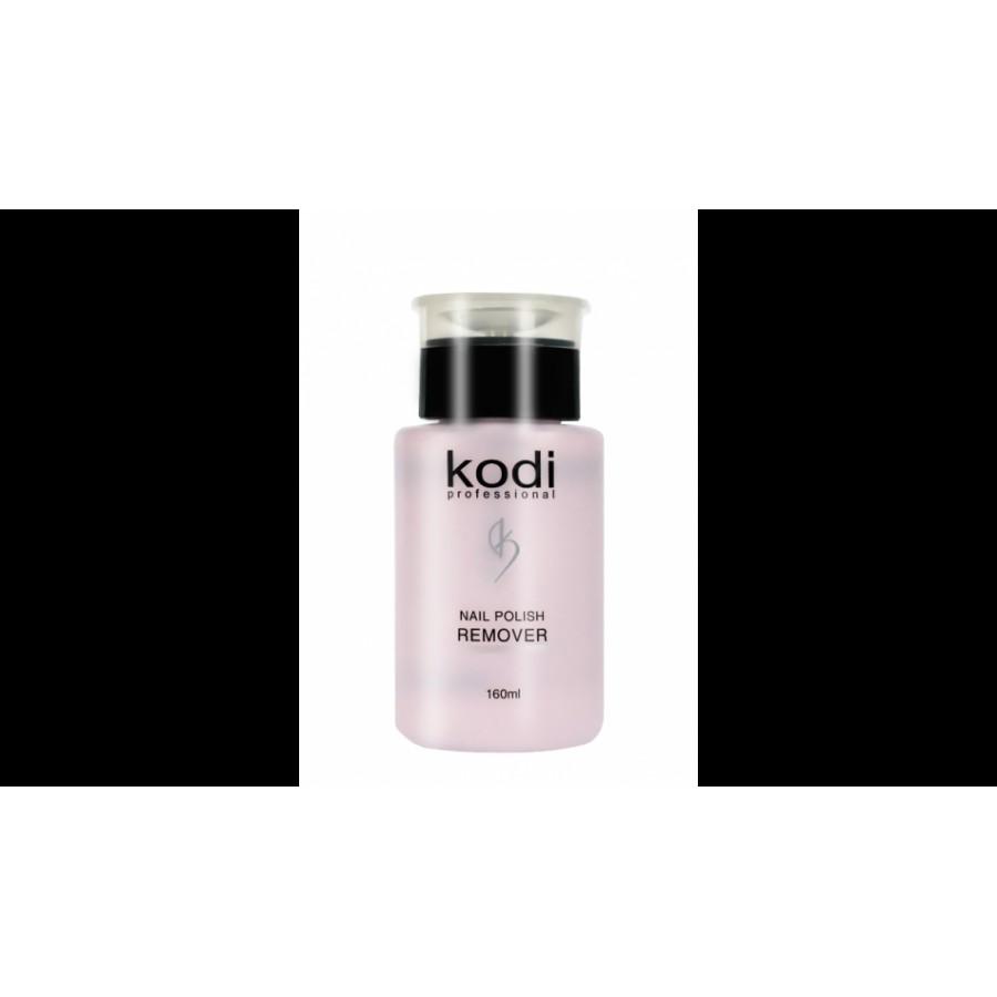 Жидкость для снятия лака без ацетона Kodi Nail Polish Remover, 160 мл