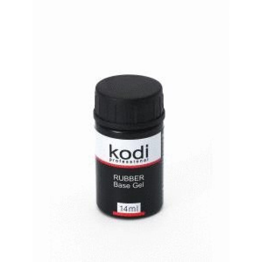 База Kodi (Rubber Base) для гель-лака, 14 мл