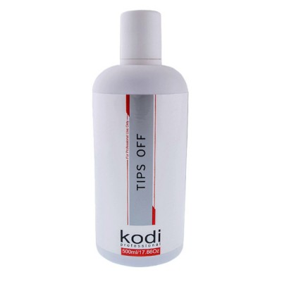 Рідина для зняття гель-лаку / акрилу Kodi Tips Off, 500 мл