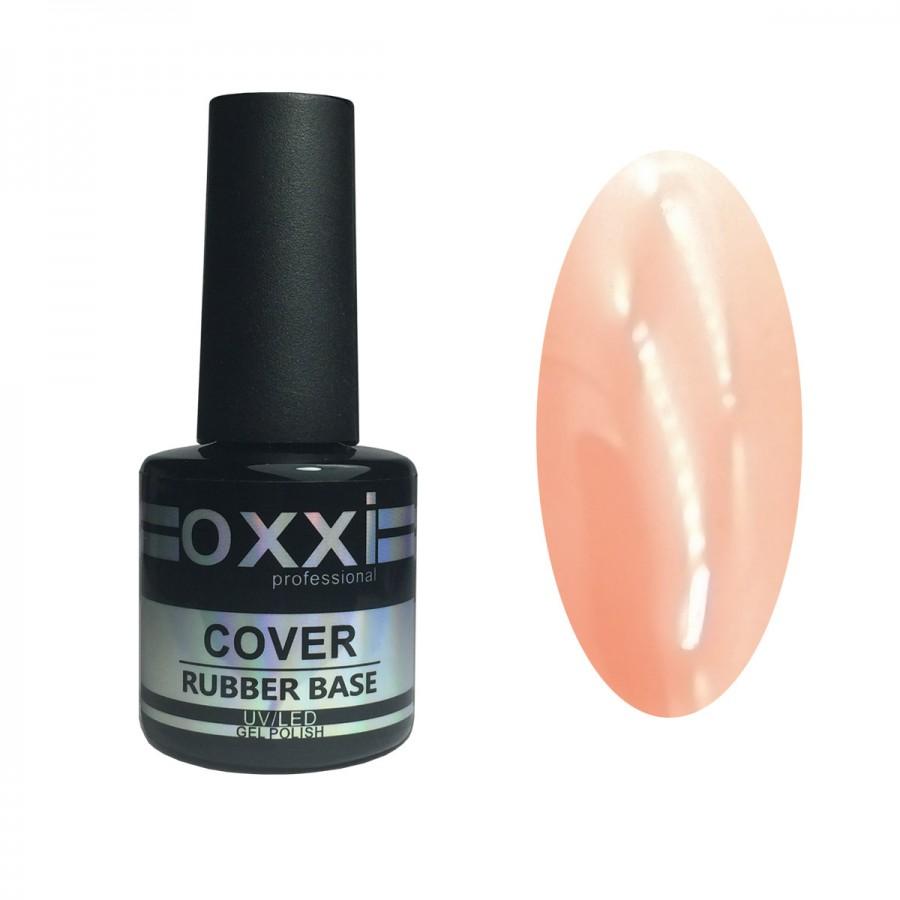 Камуфлююча база OXXI Cover Base 006, 10 мл