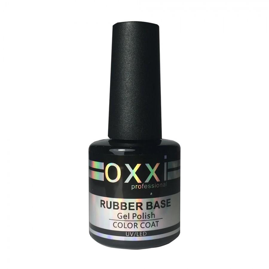 Каучуковая база OXXI Grand Rubber Base, 10 мл