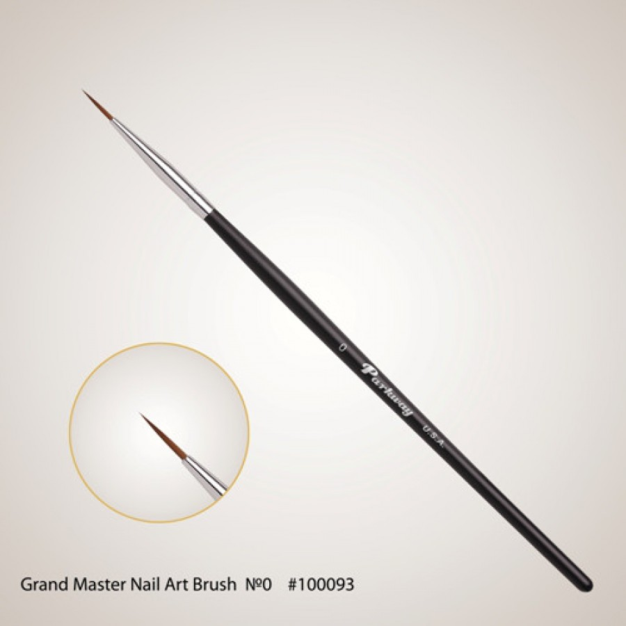Кисть для дизайна VOG Grand Master Nail Art Brush №0