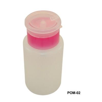 Помпа-дозатор  для жидкости средняя, 200 мл