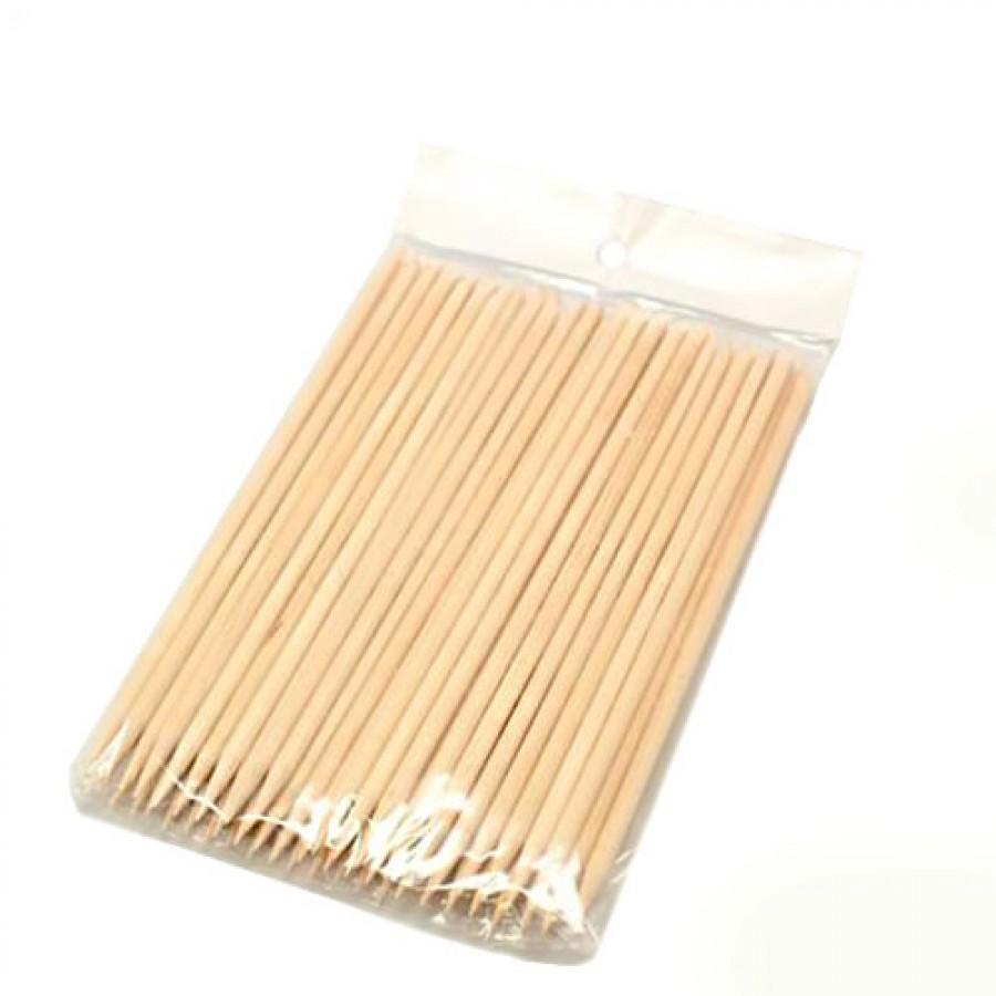 Апельсиновые палочки для кутикулы, упаковка 50 шт, 15 см