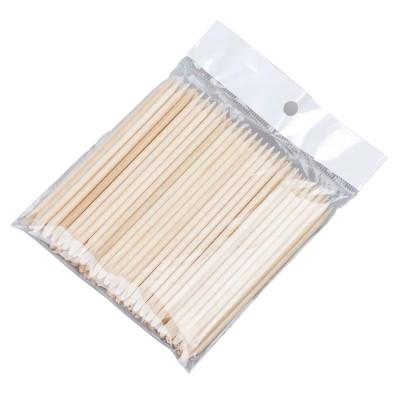 Апельсиновые палочки для кутикулы, упаковка 50 шт, 11,4 см