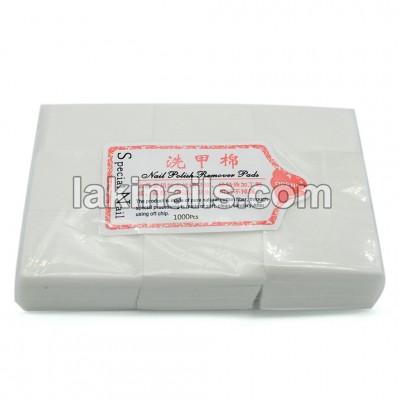 Безворсовые салфетки для маникюра, 900 шт