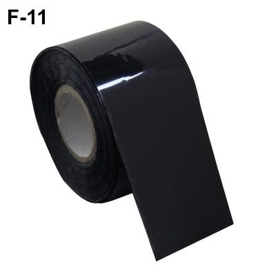 Фольга переводная для литья F-11 черная матовая 0,5 м