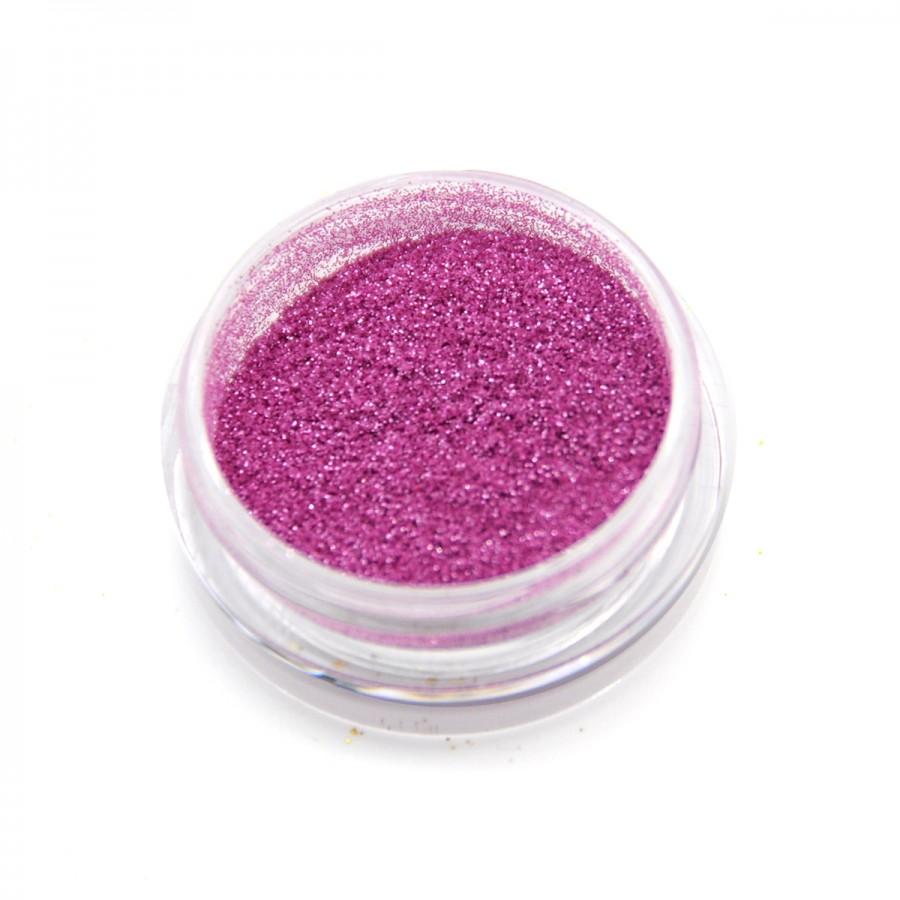Гліттер для дизайну нігтів (G0106), світло-рожевий