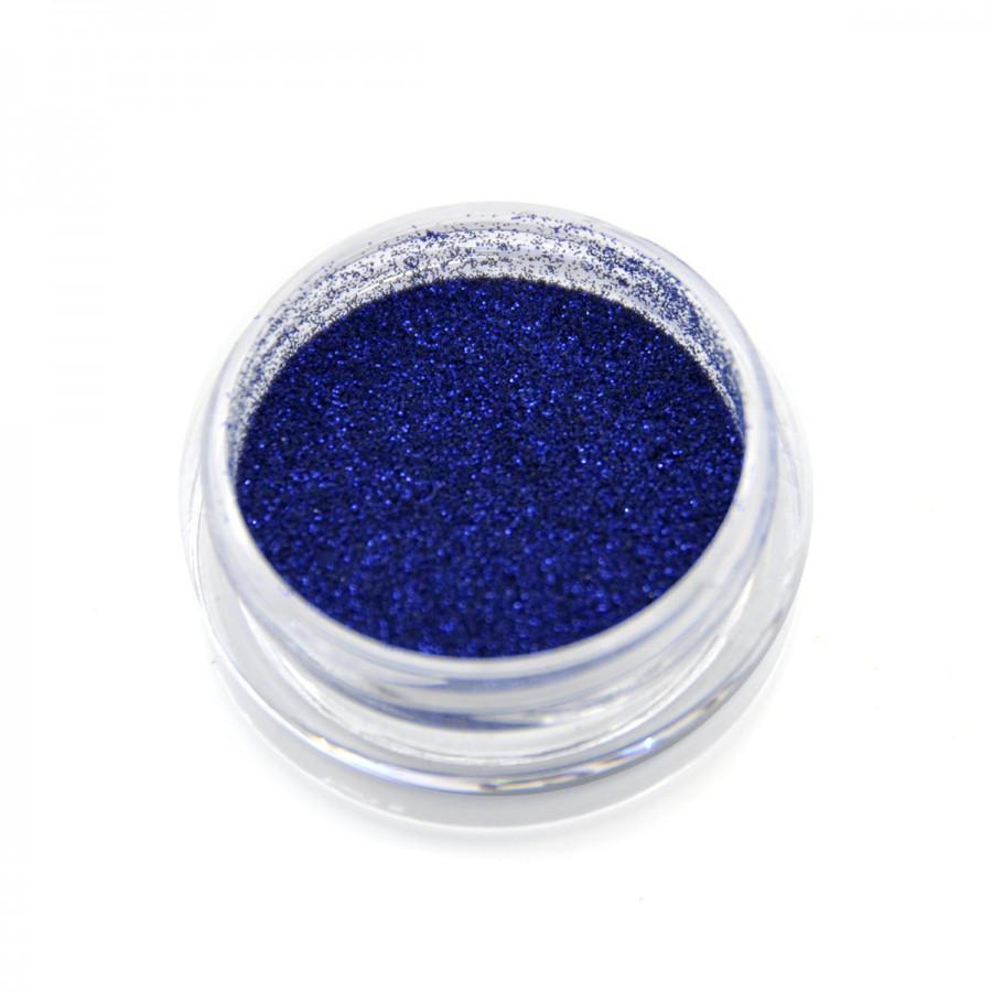 Гліттер для дизайну нігтів (G0109), синій
