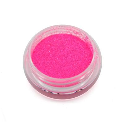 Меланж для дизайна ногтей, неоновый, розовый SNL-04