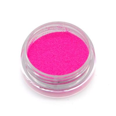 Меланж для дизайна ногтей, неоновый, розовый SNL-11