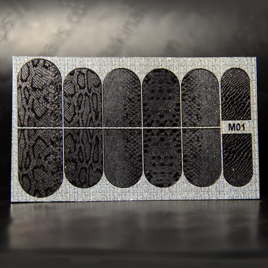 Дзеркальний слайдер-дизайн M-01