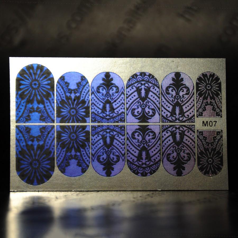 Дзеркальний слайдер-дизайн M-07