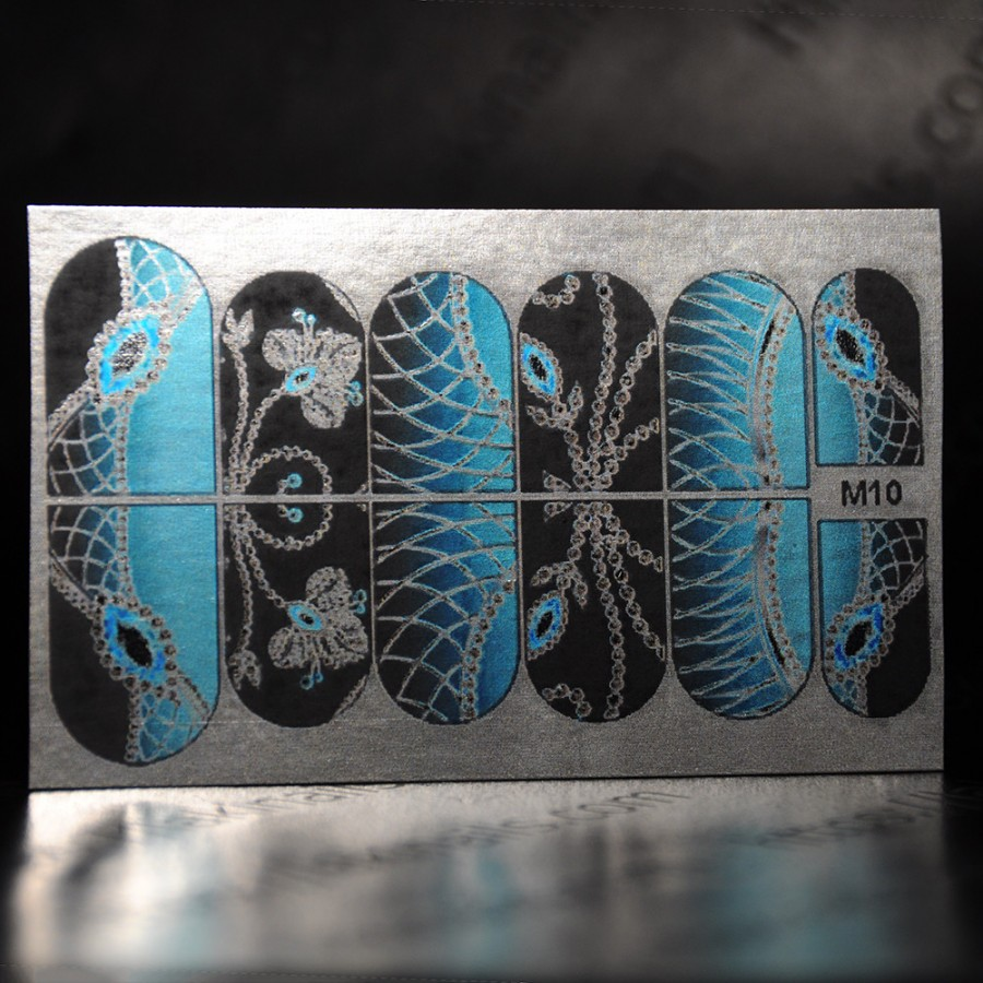 Дзеркальний слайдер-дизайн M-10
