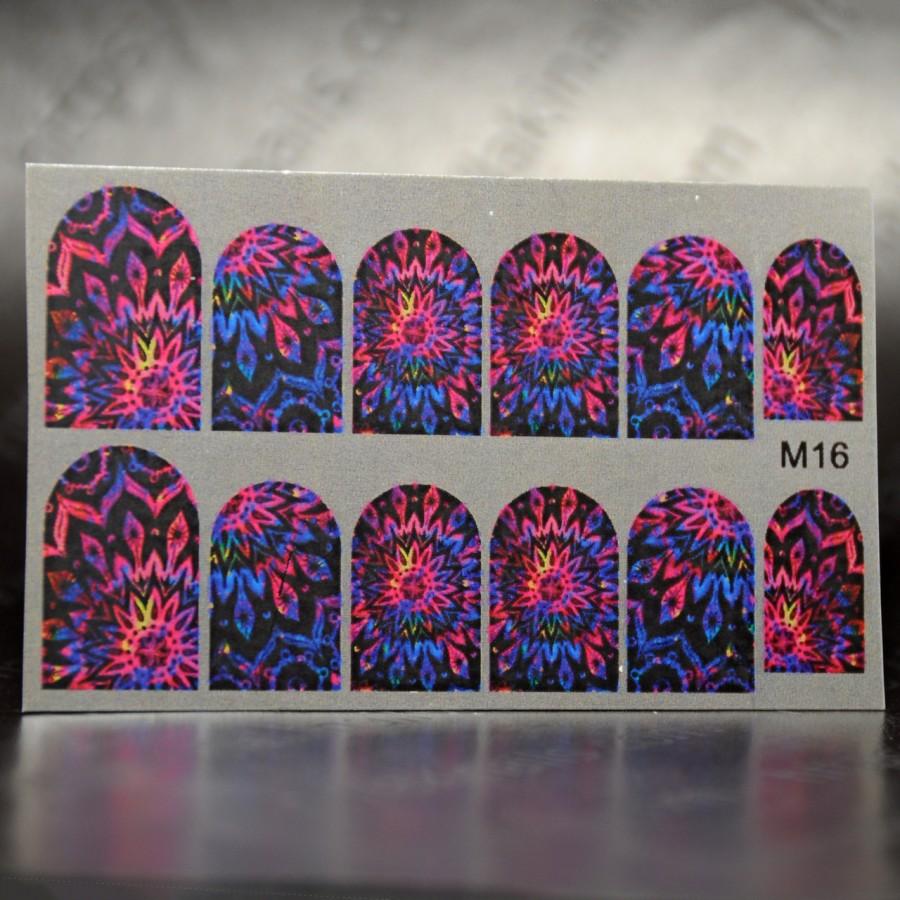 Дзеркальний слайдер-дизайн M-16