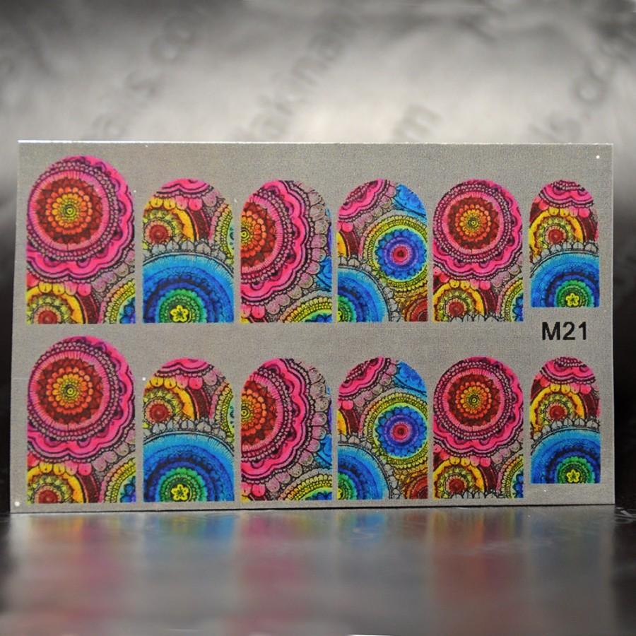 Зеркальный слайдер-дизайн M-21