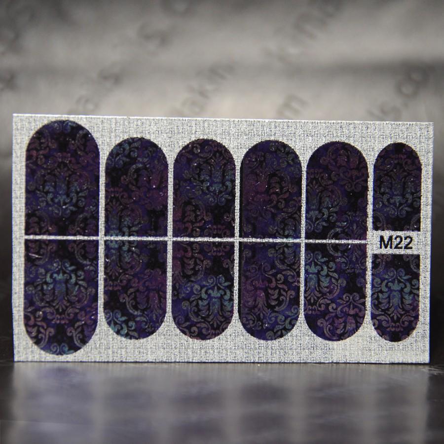 Дзеркальний слайдер-дизайн M-22