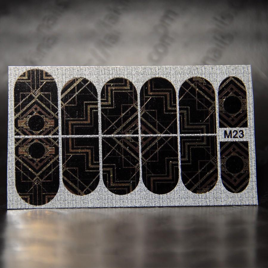 Зеркальный слайдер-дизайн M-23