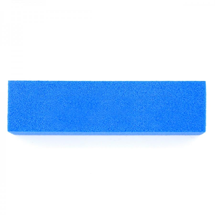 Бафик шлифовочный синий