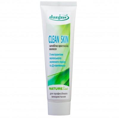 Средство против врастания волос волос Clean Skin Danins, 40 мл