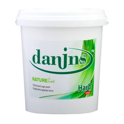 Цукрова паста для шугаринга Danins, тверда, 1300 г