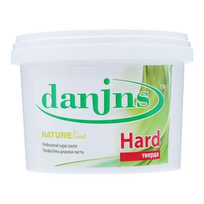 Сахарная паста для шугаринга Danins, твердая, 500 г