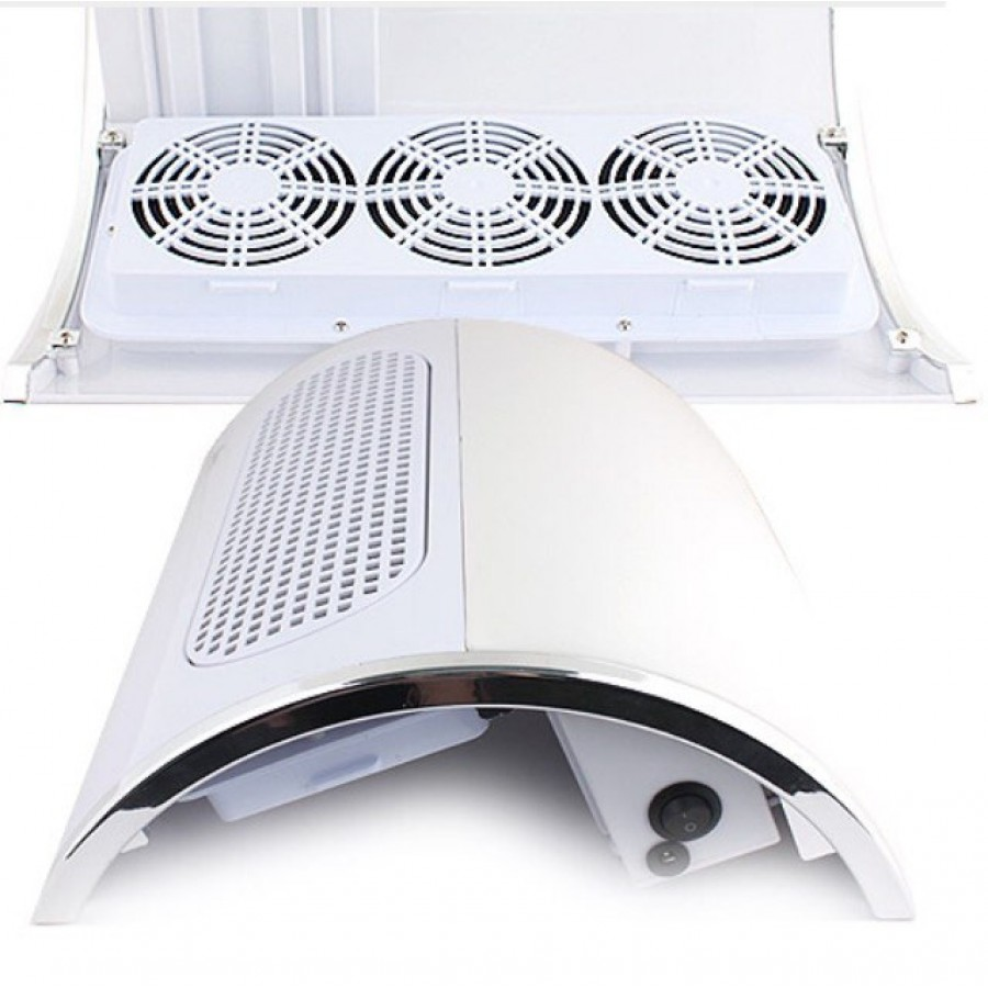 Вытяжка настольная на три вентилятора 858-5, 40W