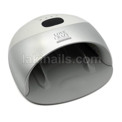Сенсорная гибридная лампа UV+LED Love Crazy N11, 48W, белая