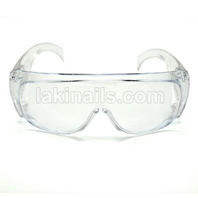 Очки защитные для мастера, прозрачные
