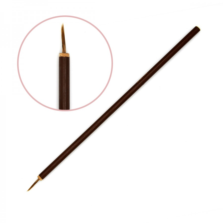 Кисть для вензелей (бамбуковая)