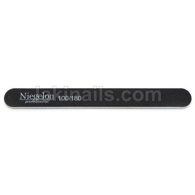 Пилка вузька Niegelon 100 * 180, чорна