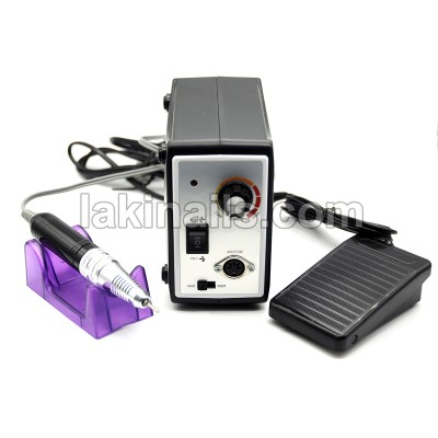 Фрезер для маникюра и педикюра Nail Drill Set ZS-701, 65 W, 45 000 оборотов, черный