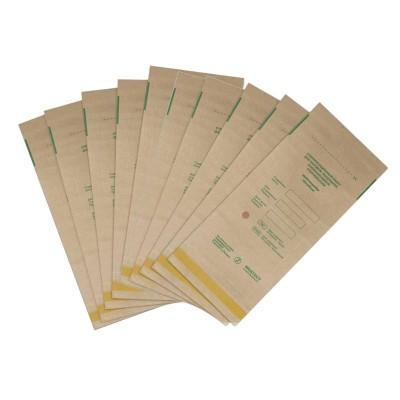 Крафт пакет МЕДТЕСТ для стерилизации инструмента, 100х200мм, упаковка 100 шт