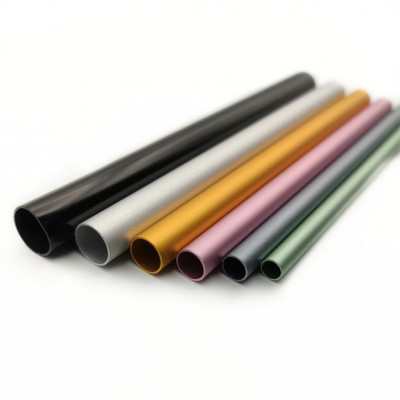 Трубочки металеві для формування арки, 6 шт