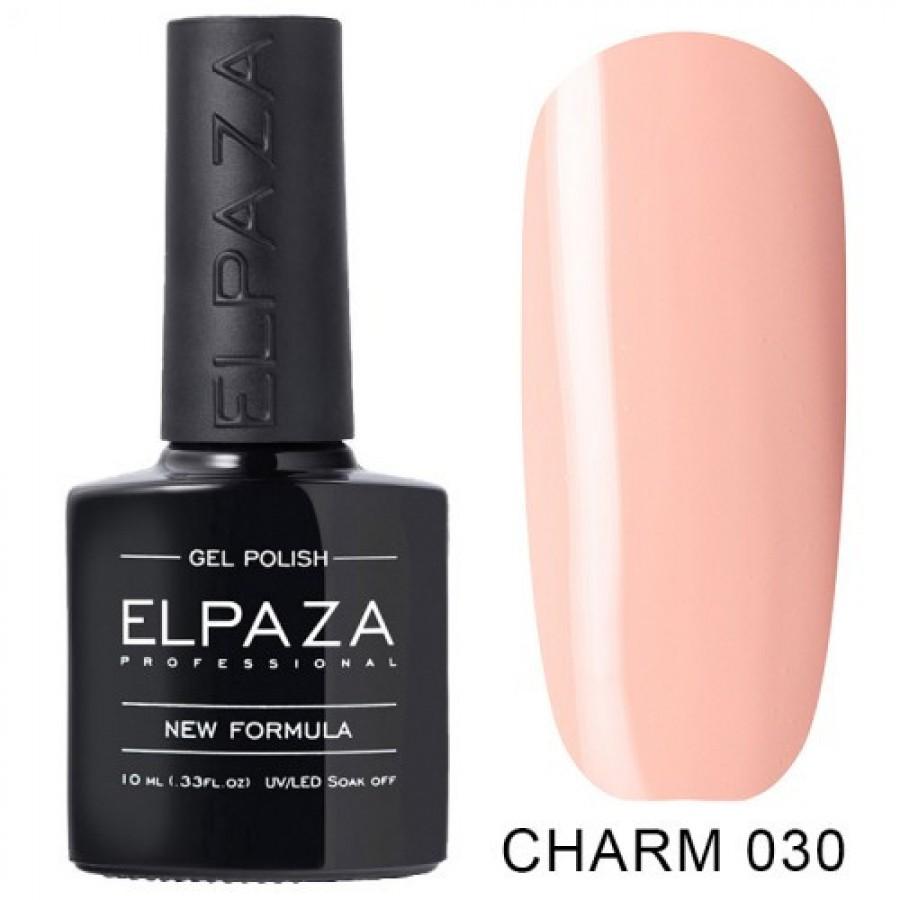 Гель-лак ELPAZA Charm №030 Пісочний годинник, світло рожевий