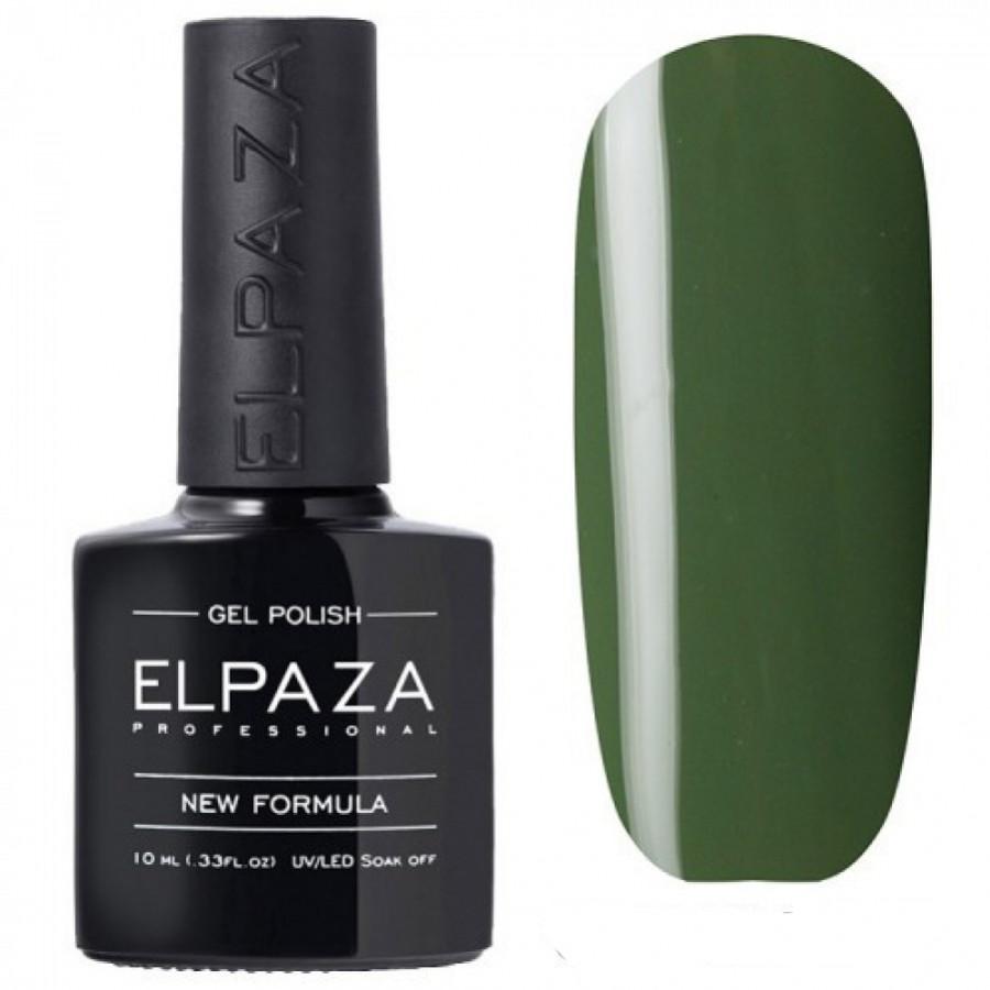 Гель-лак ELPAZA Charm №042 Сказочный лес, зеленый
