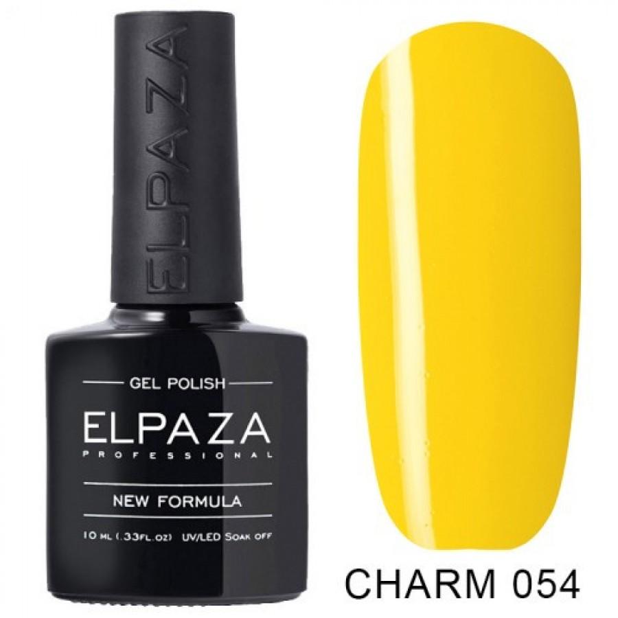 Гель-лак ELPAZA Charm №054 Ананасовий смузі, жовтий