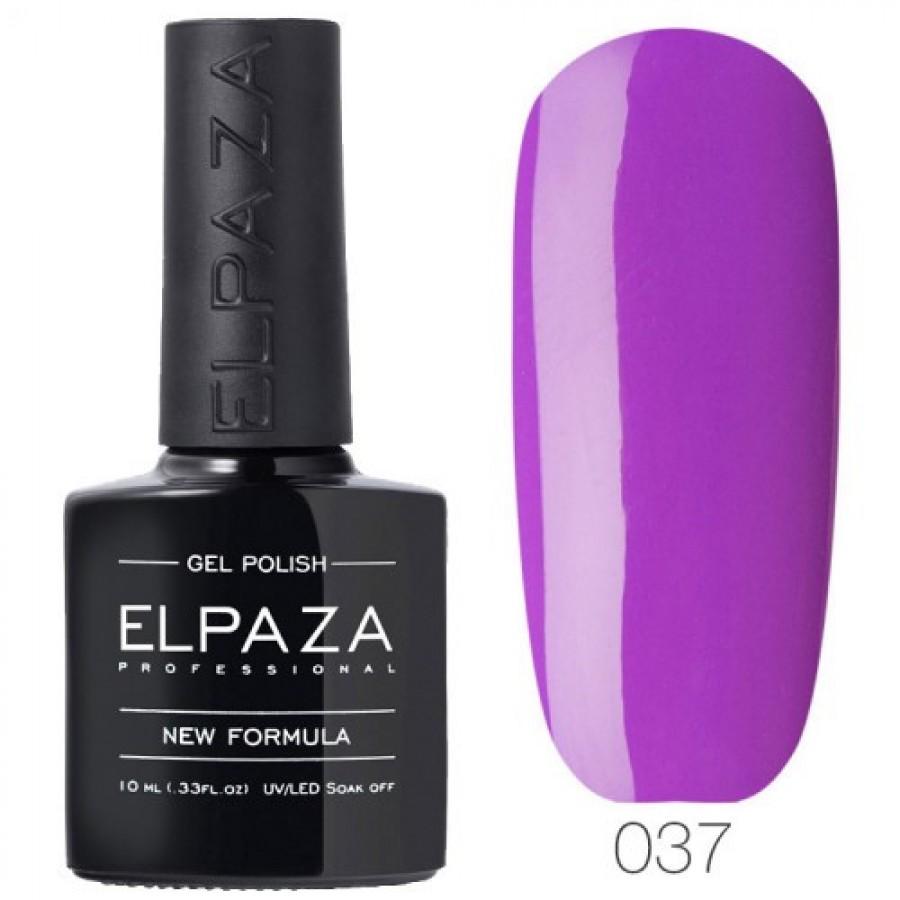 Гель-лак ELPAZA Classic №037 Букет фиалок, фиолетовый