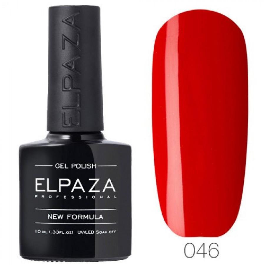 Гель-лак ELPAZA Classic №046 Корида, червоний