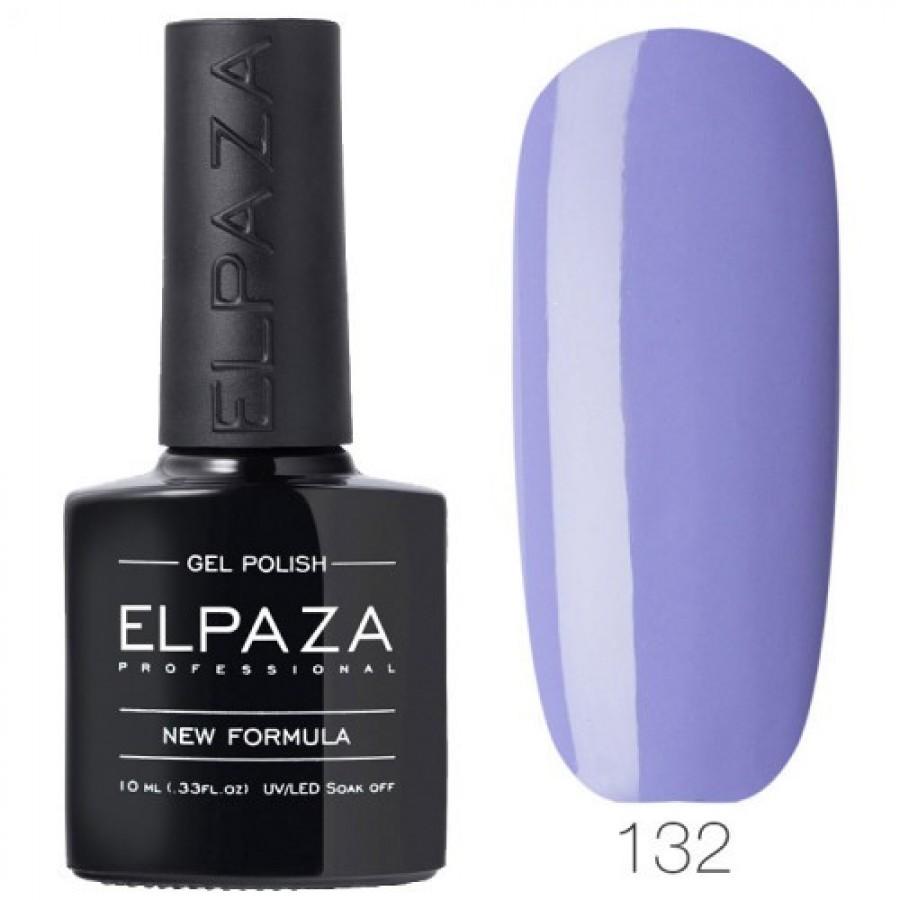 Гель-лак ELPAZA Classic №132 Орхидея, сиренево-голубой