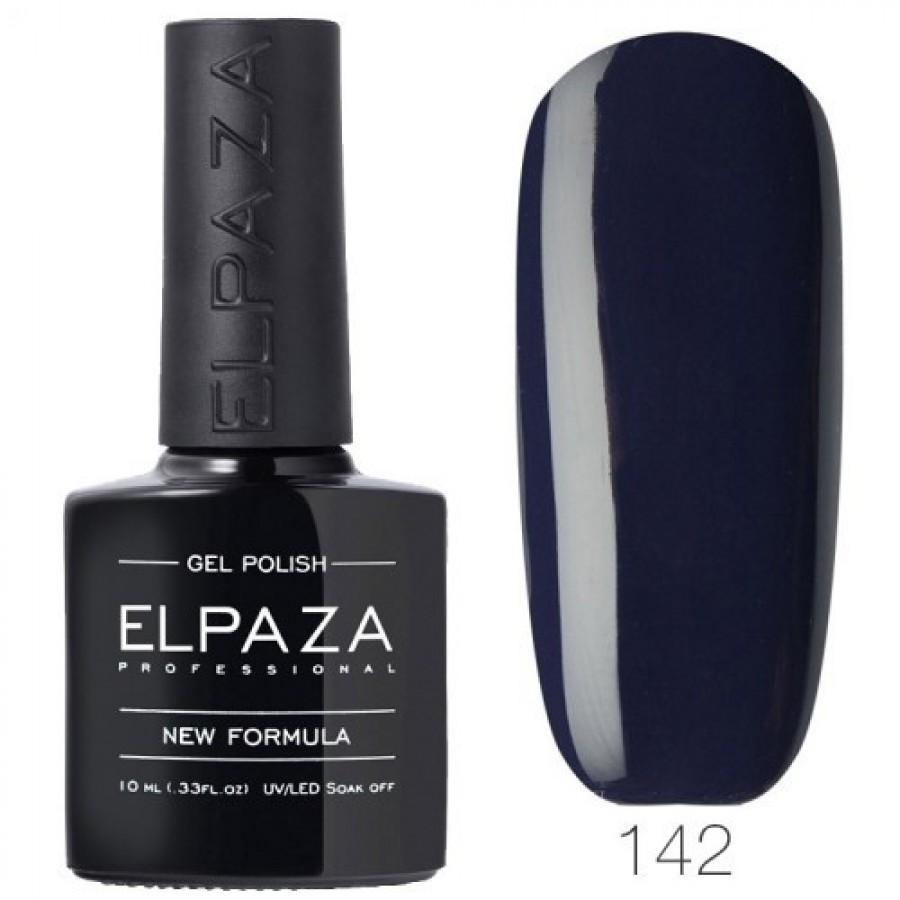 Гель-лак ELPAZA Classic №142 Ночное небо, темно-синий