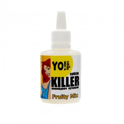 Ремувер для кутикулы Yo!Nails Cuticle Killer, fruity, 30мл