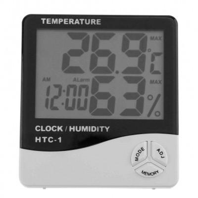 Универсальный гигрометр термометр 3 в 1, HTC-2