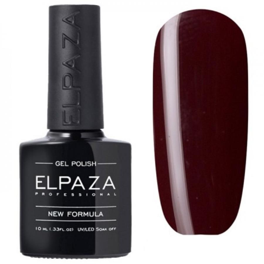 Гель-лак ELPAZA Charm №107 Аннабель, коричнево-бордовий