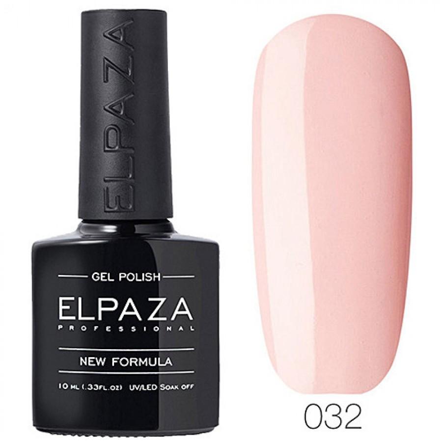 Гель-лак ELPAZA Classic №032 Персиковое платье, нежно-розовый