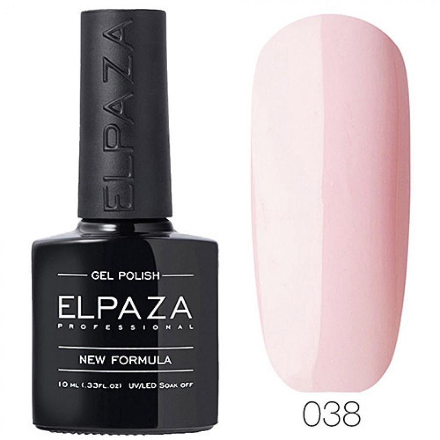 Гель-лак ELPAZA Classic №038 Волшебный туман, светло-розовый