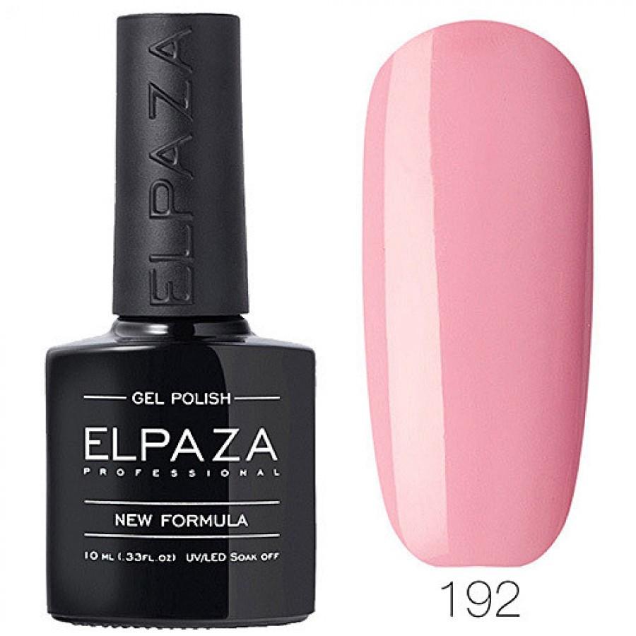 Гель-лак ELPAZA Classic №192 Плюшевый мишка, нежно-розовый