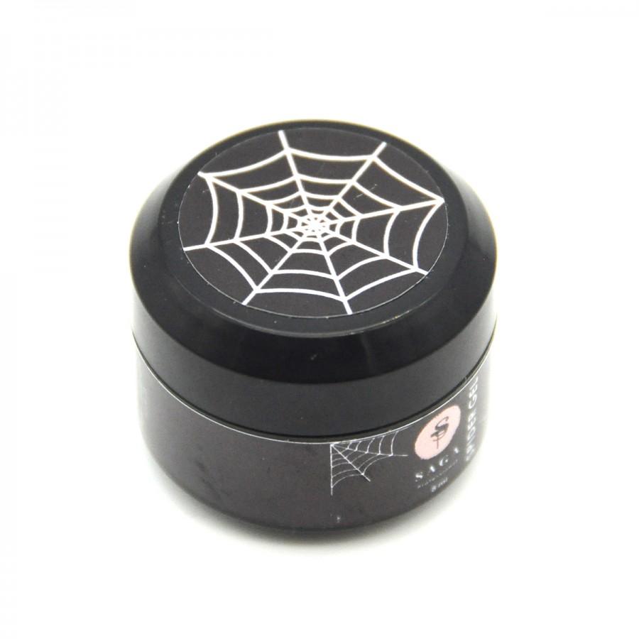 Гель-павутинка SAGA Spider, чорна, 5 мл